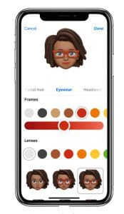 Memoji Apple iOS 12